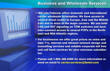 Business and Whole Services